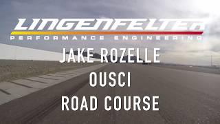 Jake Rozelle OUSCI - Road Course -  Raw Clip