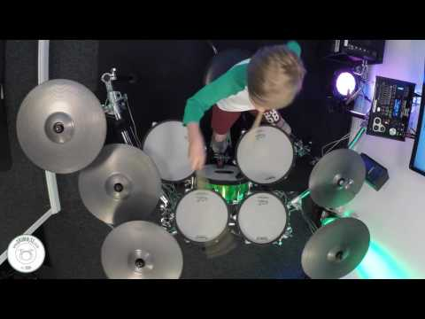 DrumWise Student Drum Cover   Keane (7) Hail To The King - Avenged Sevenfold