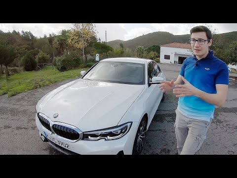 СНОВА ЛУЧШАЯ. BMW 3 SERIES 2019. Тест-драйв и обзор новой трешки БМВ (G20)