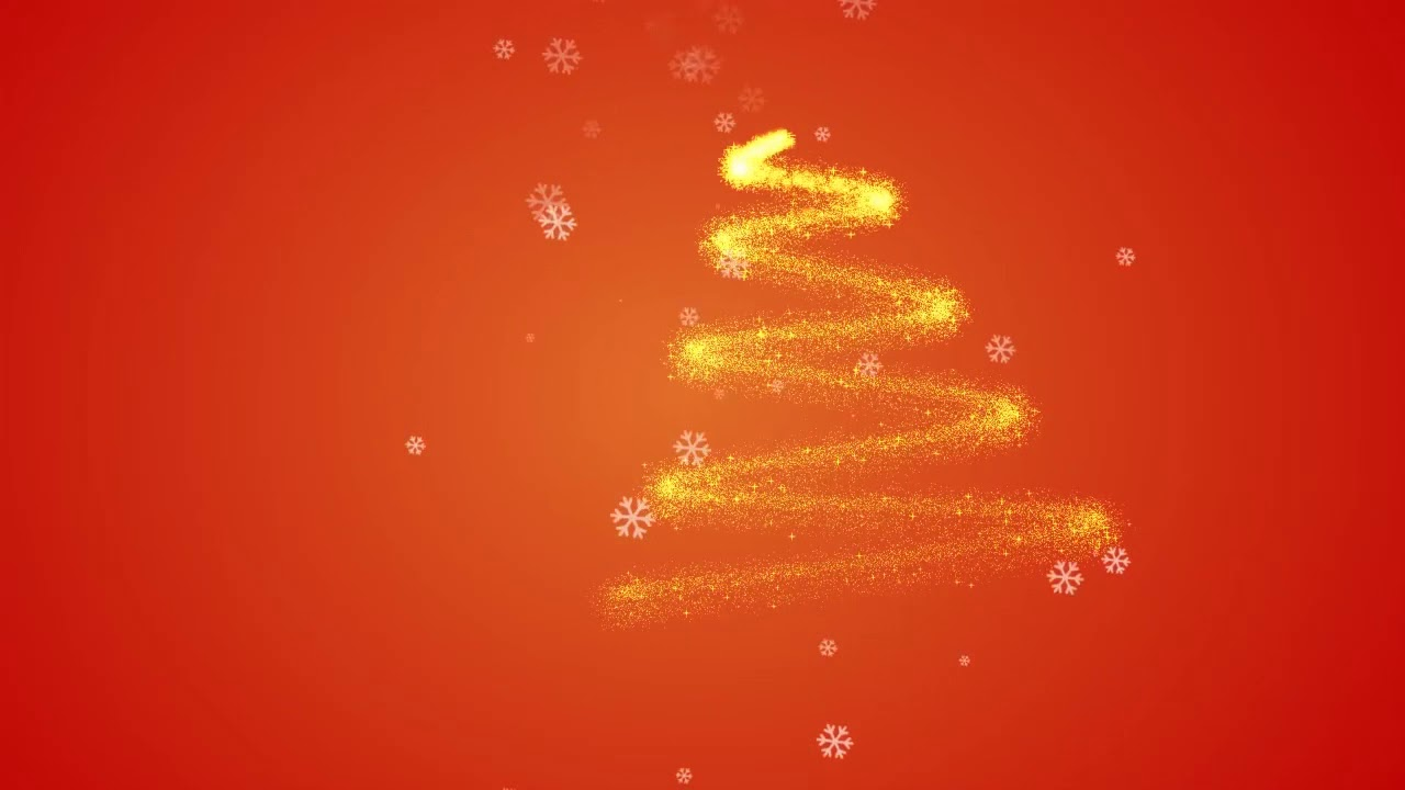 Christmas Greeting Template Christmas Card In After Effects