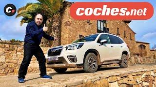 Subaru Forester ecoHybrid 2020   SUV híbrido 4x4   Prueba / Review en español   coches.net