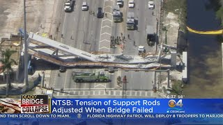 NTSB Initial Finding On FIU Bridge Collapse