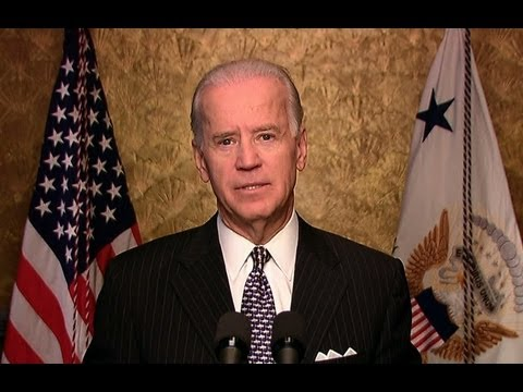 Vice President Biden Delivers Remarks to The London Conference on Cyberspace