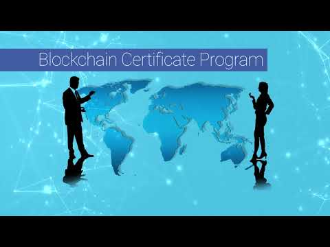 AICPA Blockchain Certificate Program