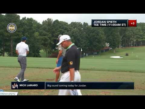 2017 PGA Championship Round 3 Live Coverage