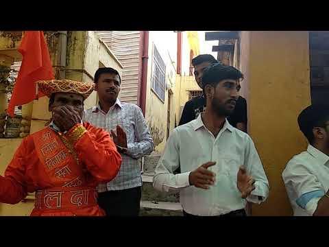 गौळन सांगे गौळनिला , पुत्र झाला यशोदेला.... Siddhivinayak saptah 2108
