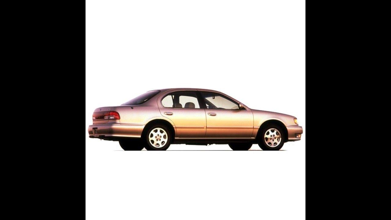 Infiniti I30 A32 1996 1999 Service Manual Repair Manual Youtube