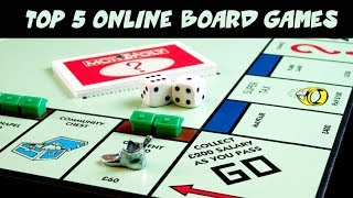 Top 5 Online Board Games For Android / Ios   Game And Gamer