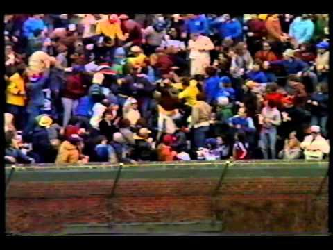 Mets VS Cubs April 13 1984