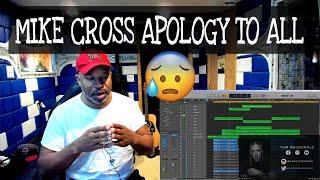 "Mike Cross Apology To All Because Of The Tom MacDonald   ""Fake Woke"""