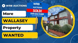 🔥 SOLD SOLD SOLD 🔥 - 6 Martins Lane - Wallasey - CH44 1BA - WRB Auctions