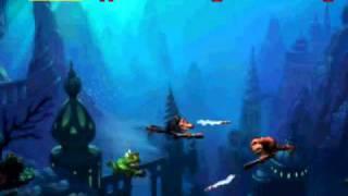 Rampage Through Time Tournament part 4 - Atlantis
