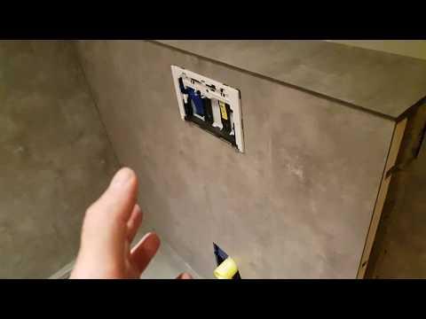Kunststof wandpanelen in badkamer keuken wandbekleding kunststof
