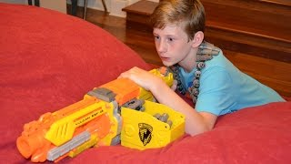 Nerf War The Kidnapping Part 1