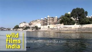 Jag Niwas or Taj Lake Palace in Udaipur