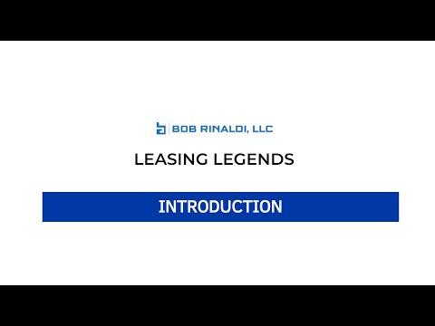 Leasing Legends: Harry Kaplun - Introduction