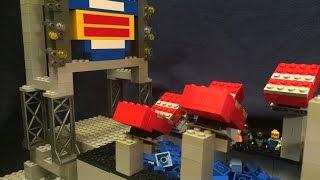 Lego Ninja Warrior - Lego-opolis Qualifiers