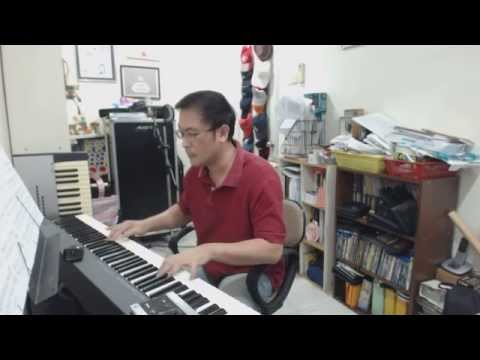 TVB Eye in the Sky(天眼) Theme Song - 真相 - 許廷鏗 & 胡鴻鈞 - piano cover and Free sheet by Hou Yean Cha