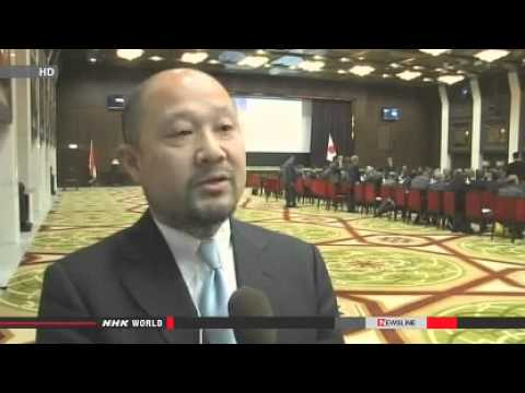 Japan, Iraq hold water systems seminar