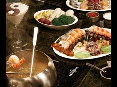 The Melting Pot - Facebook LIVE - 2018 Spring Edition - Sizzle SWFL Restaurant Week Menu
