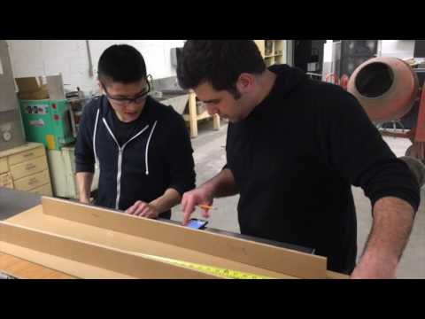 Civil Engineering at BCIT: ACI Competition