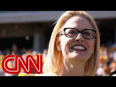 Democrat Kyrsten Sinema wins Arizona Senate race