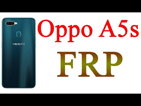 Oppo A5s (CPH1909) One Click FRP Done With Umt