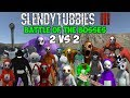 WHICH TEAM WILL RISE TO THE TOP SLENDYTUBBIES 3 BATTLE OF THE BOSSES 2 VS 2 TEAM TOURNAMENT mp3