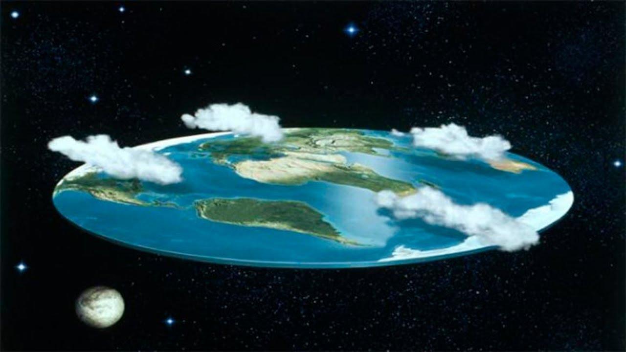 Litteä Maapallo