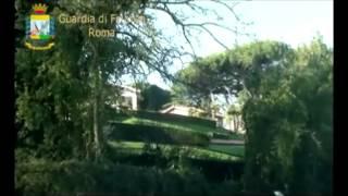Fisco: Gdf Roma scopre 95 falsi poveri, alcuni proprietari di ville di lusso