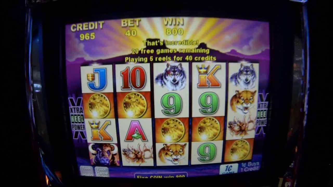 Penny slots machines free buffet rivers casino