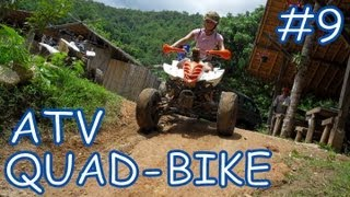 Amazing Thailand #9: Off-road Quad-bike (ATV) in Chiang Mai