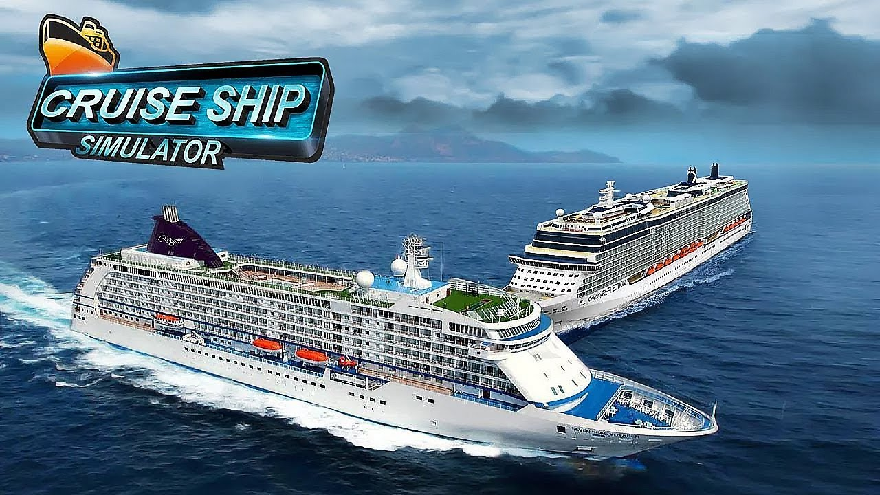 Big Cruise Ship Games Passenger Cargo Simulator Android Gameplay - Cargo cruise ship