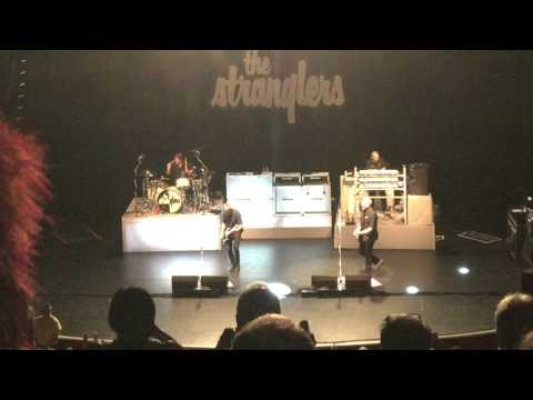 The Stranglers WaltzinBlack and Tank @ Apollo Manchester 26/03/2016
