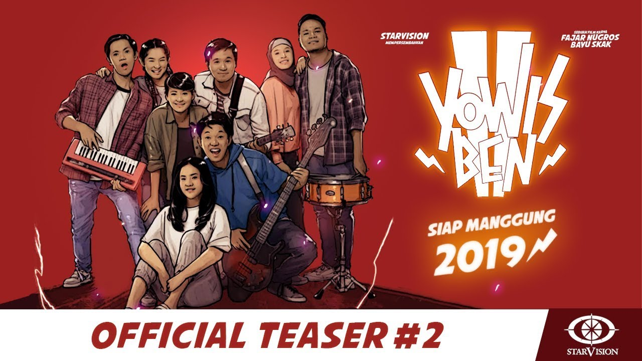 yowis ben 2 official teaser 2 youtube rh youtube com