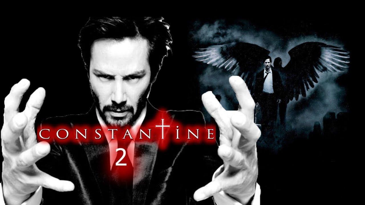 Constantine 20 Fan Trailer   Keanu Reeves 20018