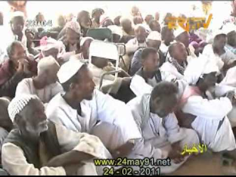 Eritrea - LIVE EriTV Arabic News from 24-02-2011