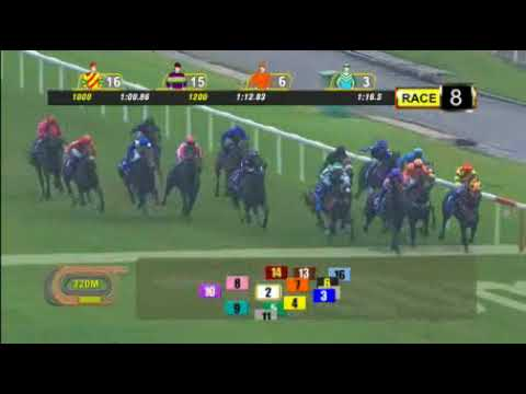 [Singapore Premier racing] 20171001 - INFANTRY took the first leg of Triple Crown
