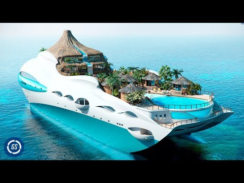 8 Amazing Luxury Yachts You Should Know || Yachts of Millionaires