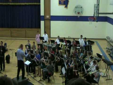 2008 Fordland High School winter band concert