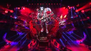 KISS Live In Tokyo 10/24/2013(2nd Night) Monster World Tour