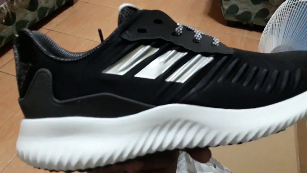 7aeb190bd754a ADIDAS ALPHABOUNCE RC M UNBOXING - YouTube