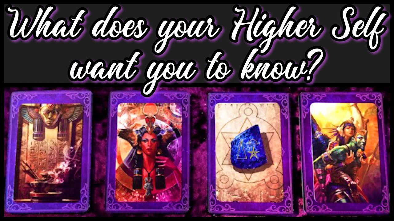 PICK A CARD ???? MESSAGES & GUIDANCE FROM YOUR HIGHER SELF!✨????✨