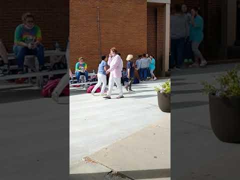 Geneva County Middle School Recess Break