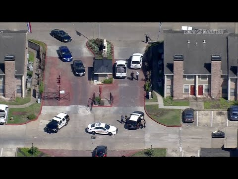 Raw video: Sugar Land chase ends in Mission Bend