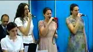 ESCONDA-ME EM TI SENHOR / HIDE ME AWAY OH LORD   - Ir. Sara e irmãs.