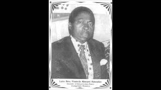 The Unspeakable Gift Of God - Evangelist Akwasi Amoako
