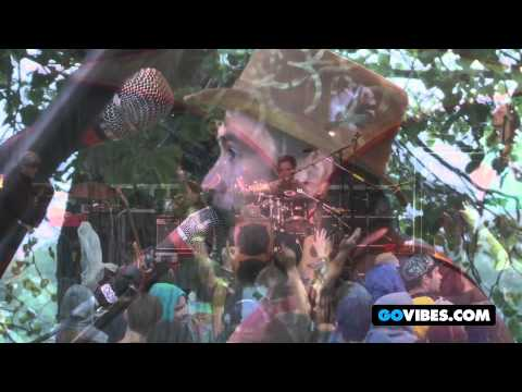 "Twiddle Performs ""When it Rains, it Pours"" at Gathering of the Vibes Music Festival 2012"