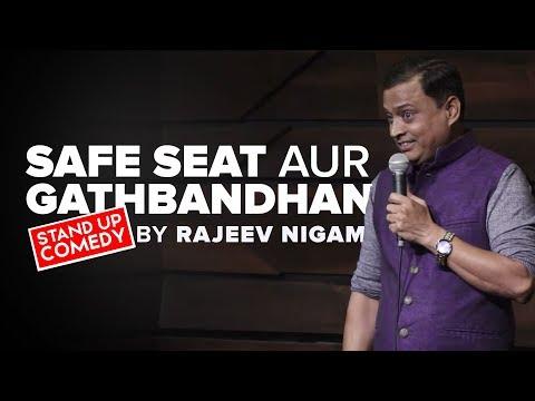 Safe Seat Aur Gathbandhan   A Safe and Hygienic Act by Rajeev Nigam