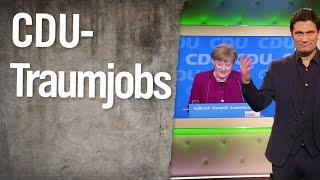 Christian Ehring: Traumjobs beim CDU-Parteitag